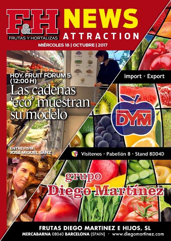 News Attraction 18 Octubre 2017 - Día 1