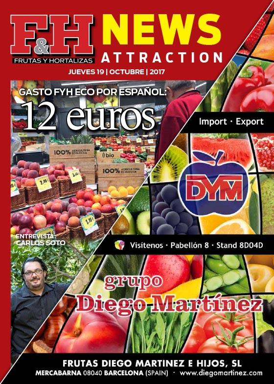 News Attraction 19 Octubre 2017 - Día 2