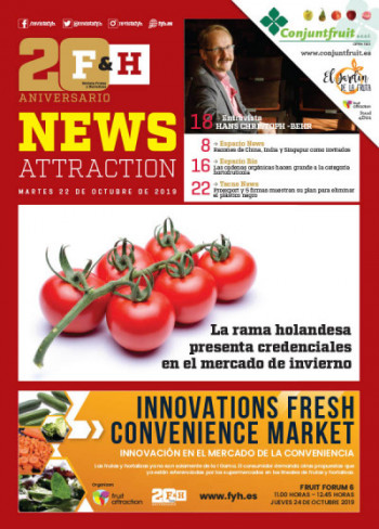 News Attraction 2019 - Día 22