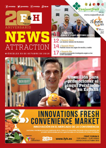 News Attraction 2019 - Día 23