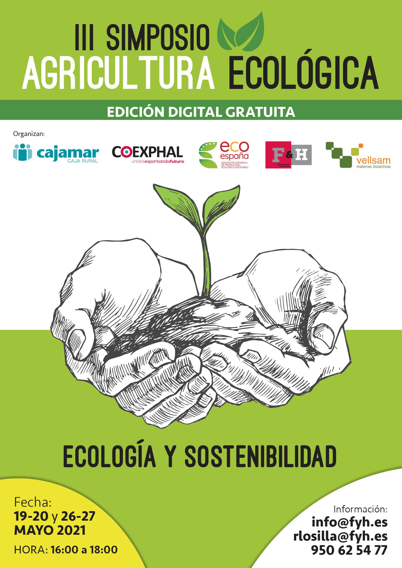 Programa III Simposio de Agricultura Ecológica