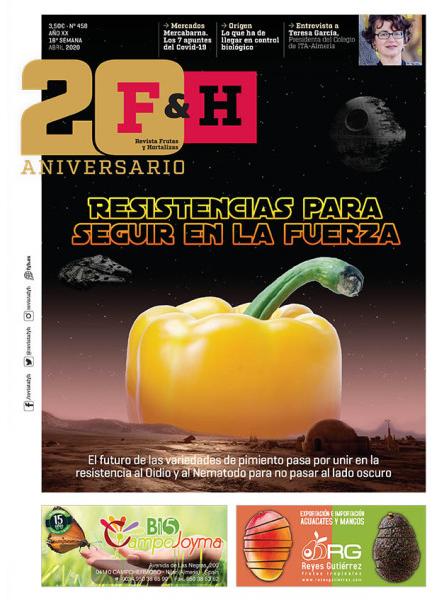Revista F&H 458